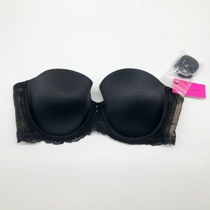 Betsey Johnson Perfectly Sexy Strapless Bra
